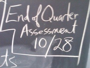 End-of-Quarter-Assessment